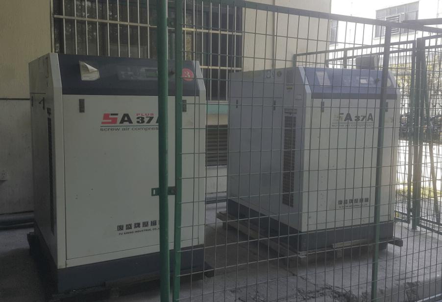 苏州电子行业空压机节能改造案例